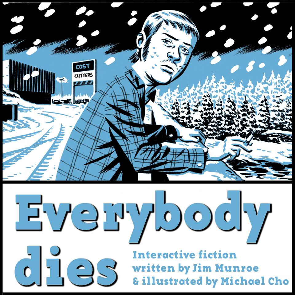 Cover art for Everybody Dies