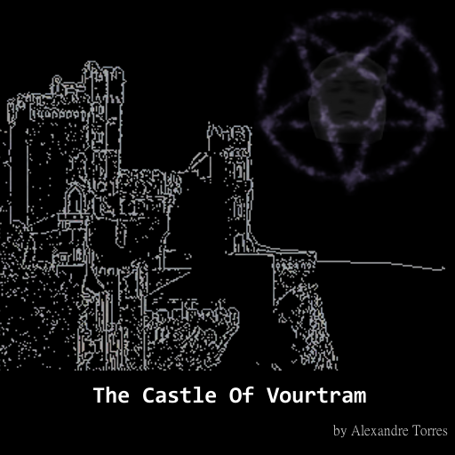 Cover art for The Castle of Vourtram