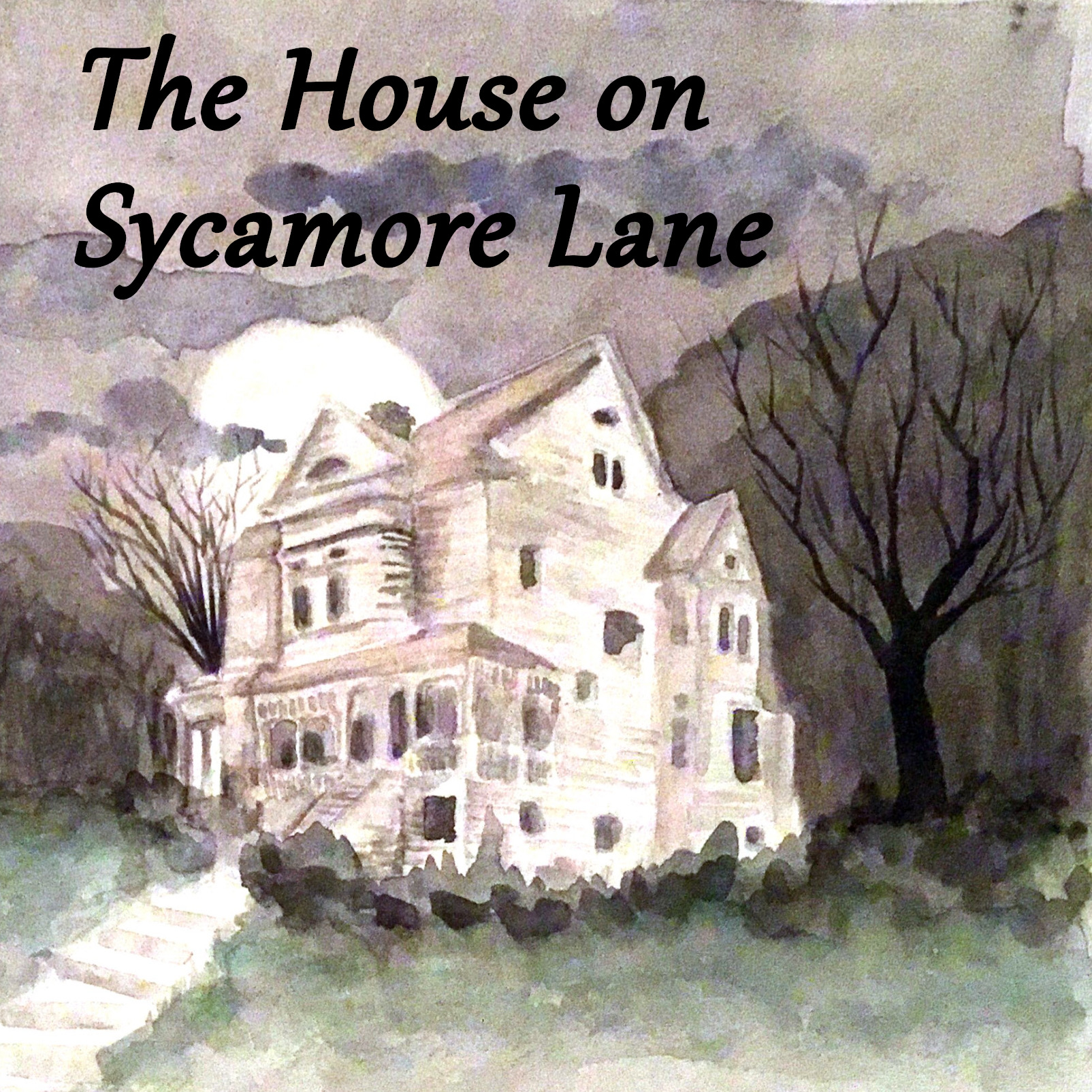 Cover art for The House on Sycamore Lane