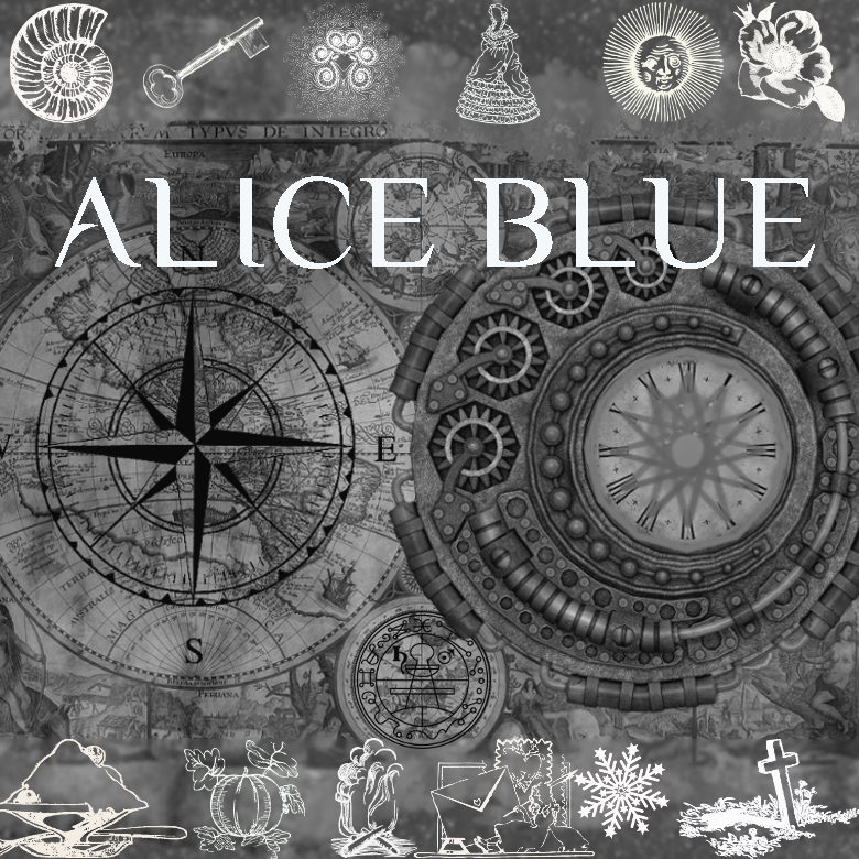 Cover art for ALICE BLUE