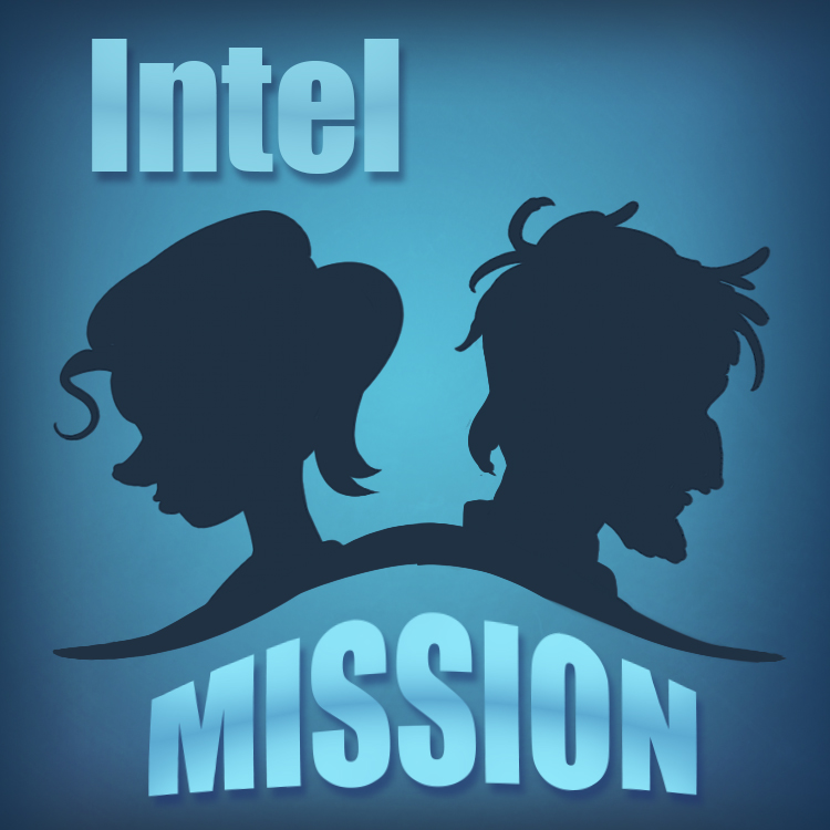 Cover art for Intelmission