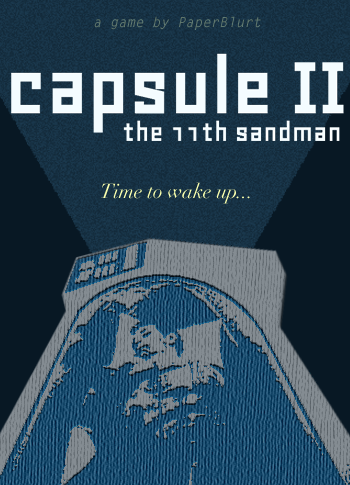 Cover art for Capsule II - The 11th Sandman