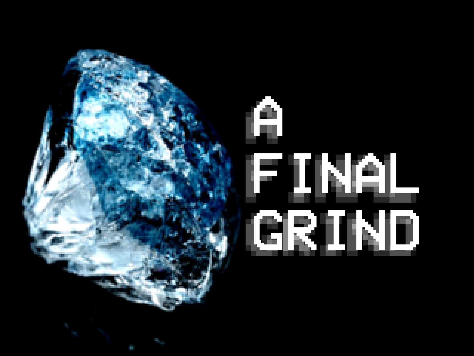 Cover art for A Final Grind