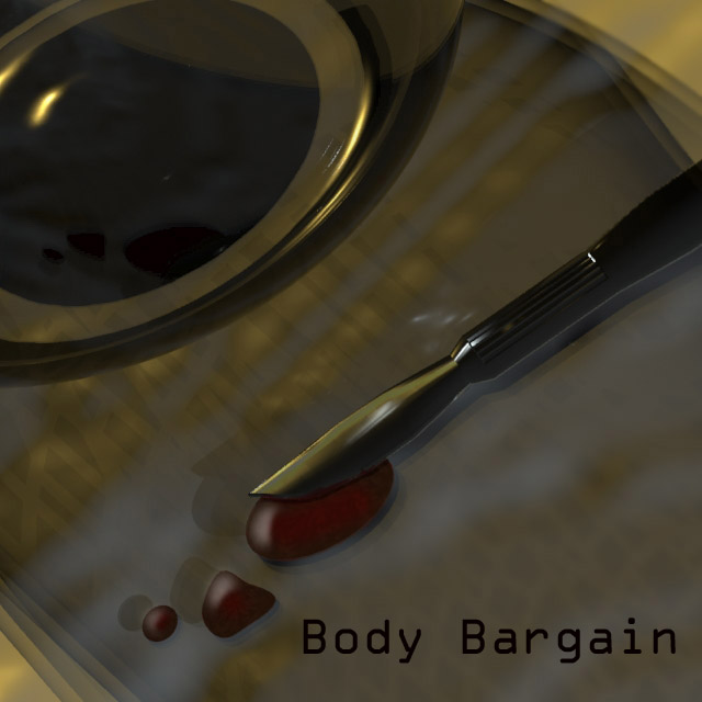 Cover art for Body Bargain