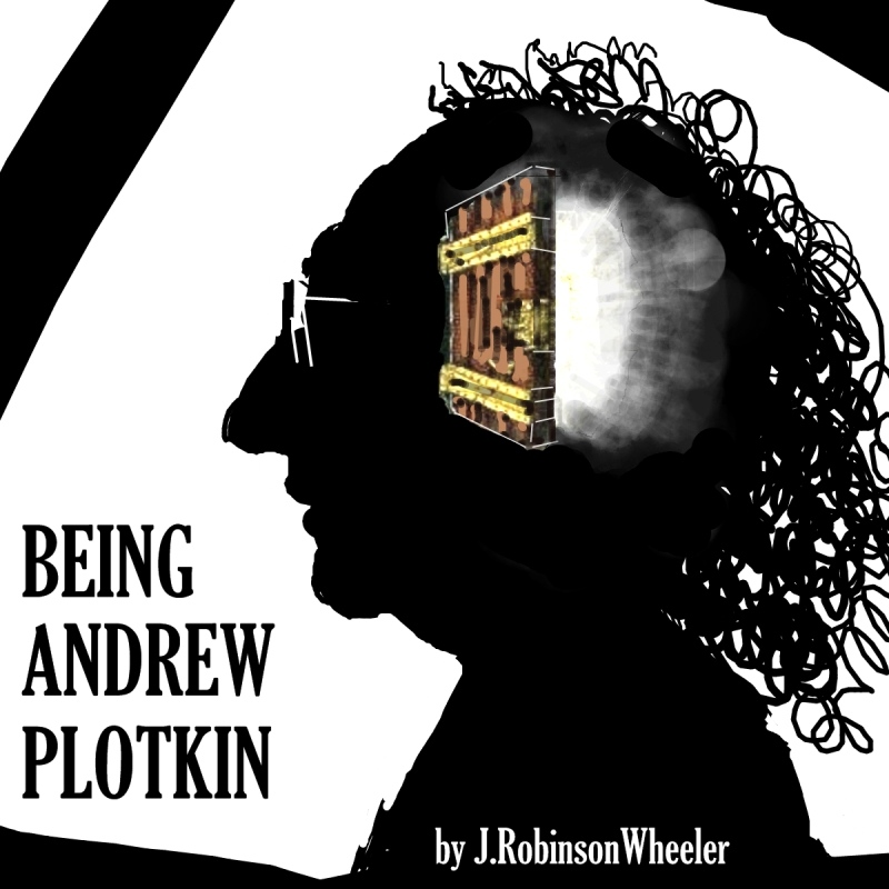 Cover art for Being Andrew Plotkin
