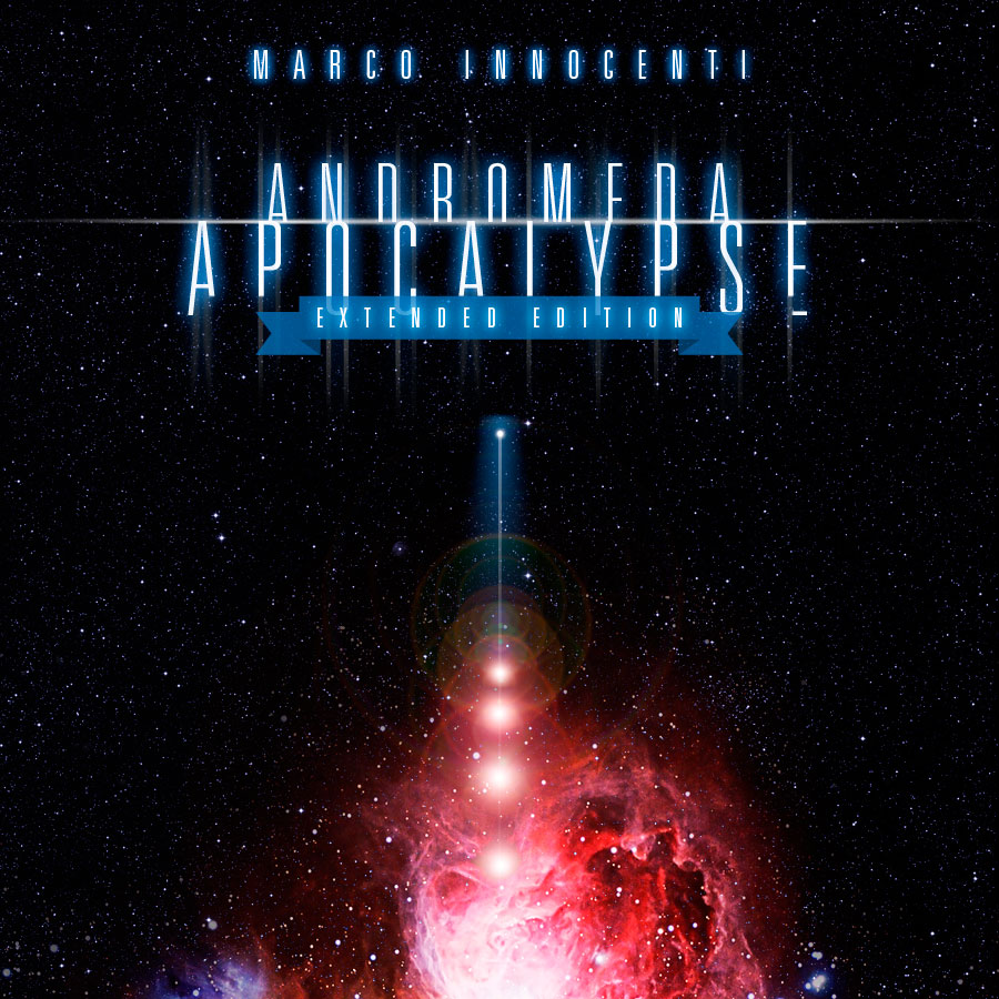 Cover art for Andromeda Apocalypse