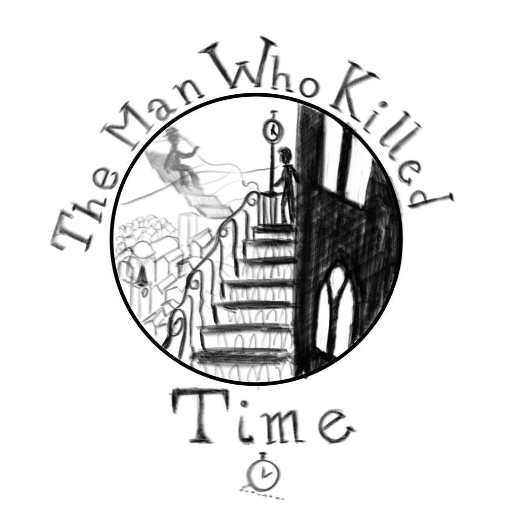 Cover art for The Man Who Killed Time