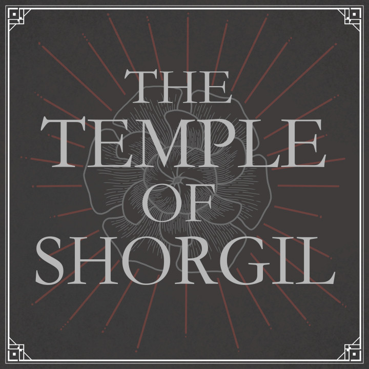 Cover art for The Temple of Shorgil
