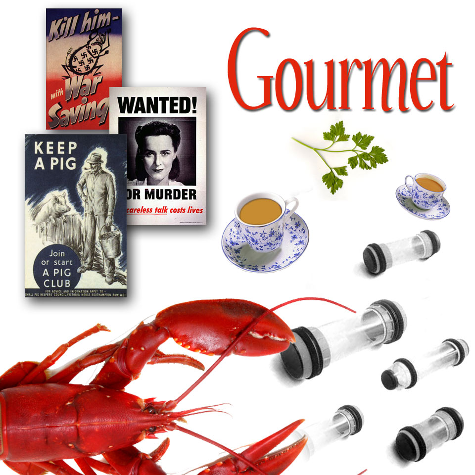 Cover art for Gourmet
