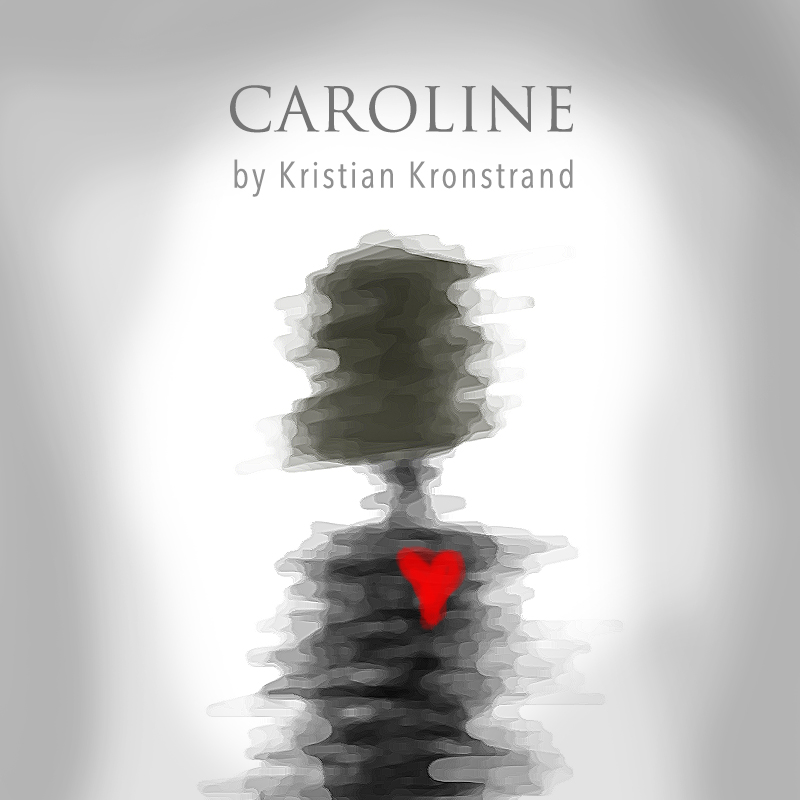 Cover art for Caroline