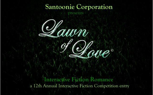 Cover art for Lawn of Love