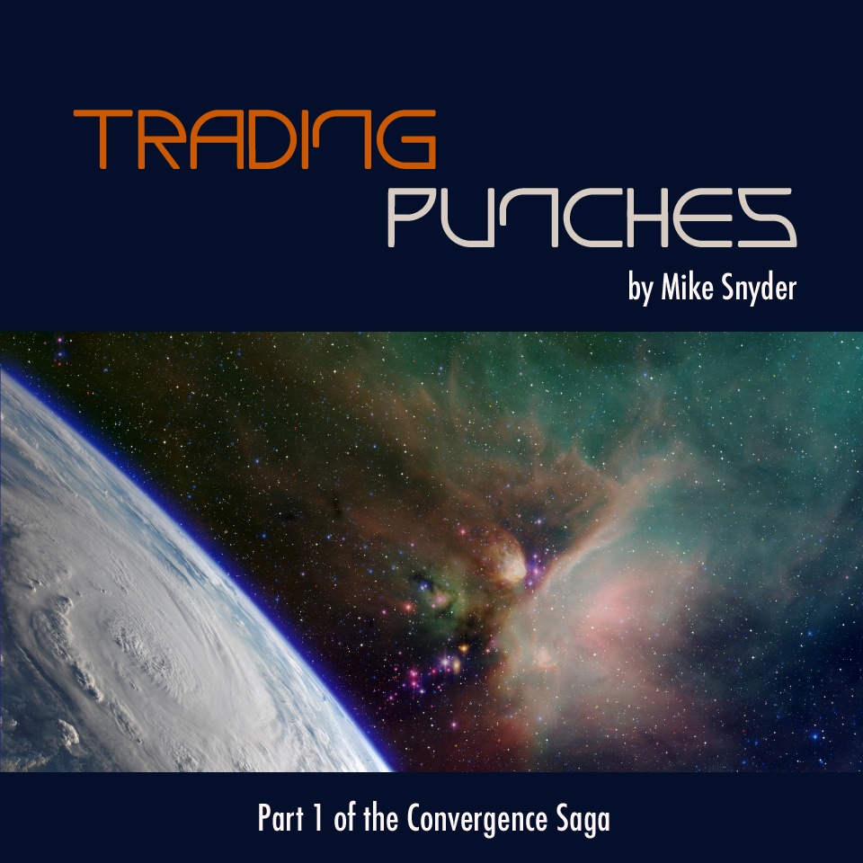 Cover art for Trading Punches