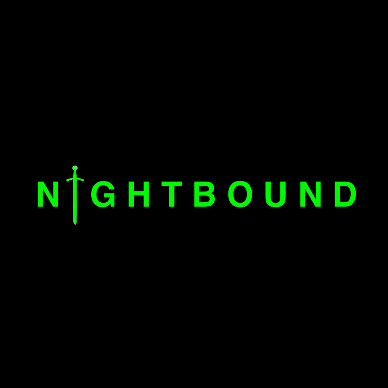 Cover art for NIGHTBOUND