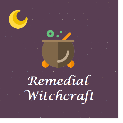 Cover art for Remedial Witchcraft