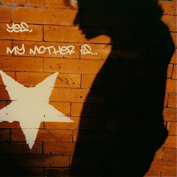 Cover art for Yes, my mother is...