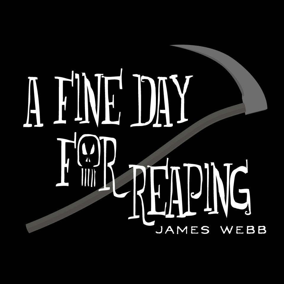 Cover art for A Fine Day for Reaping