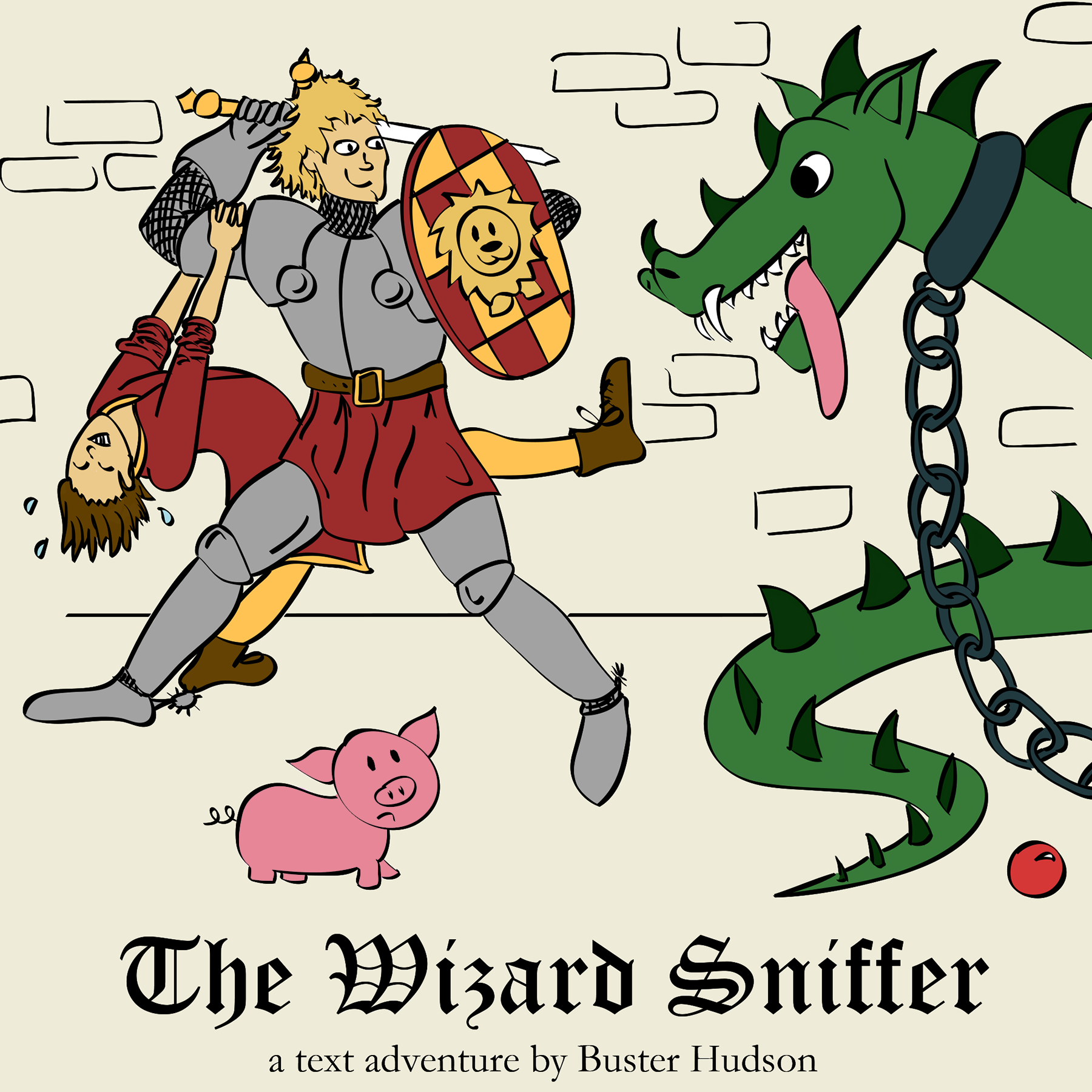 Cover art for The Wizard Sniffer
