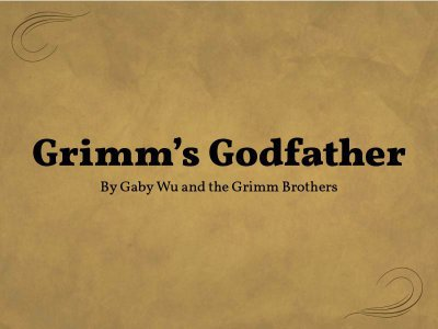 Cover art for Grimm's Godfather