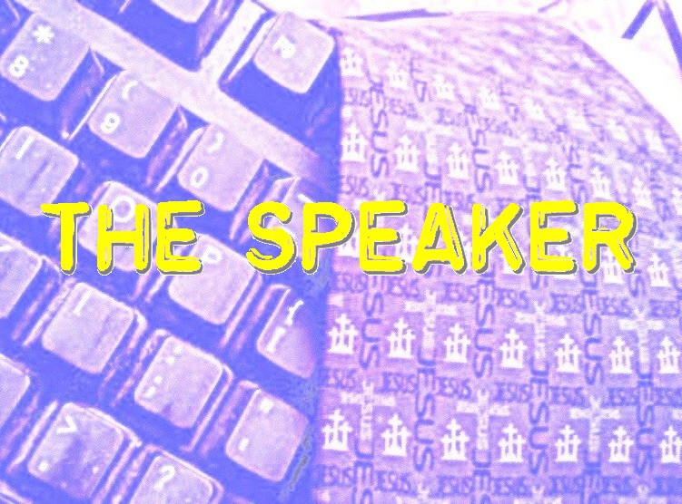 Cover art for The Speaker