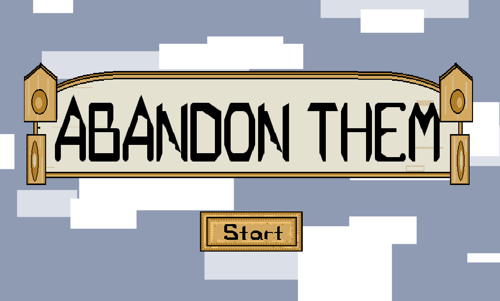 Cover art for Abandon Them