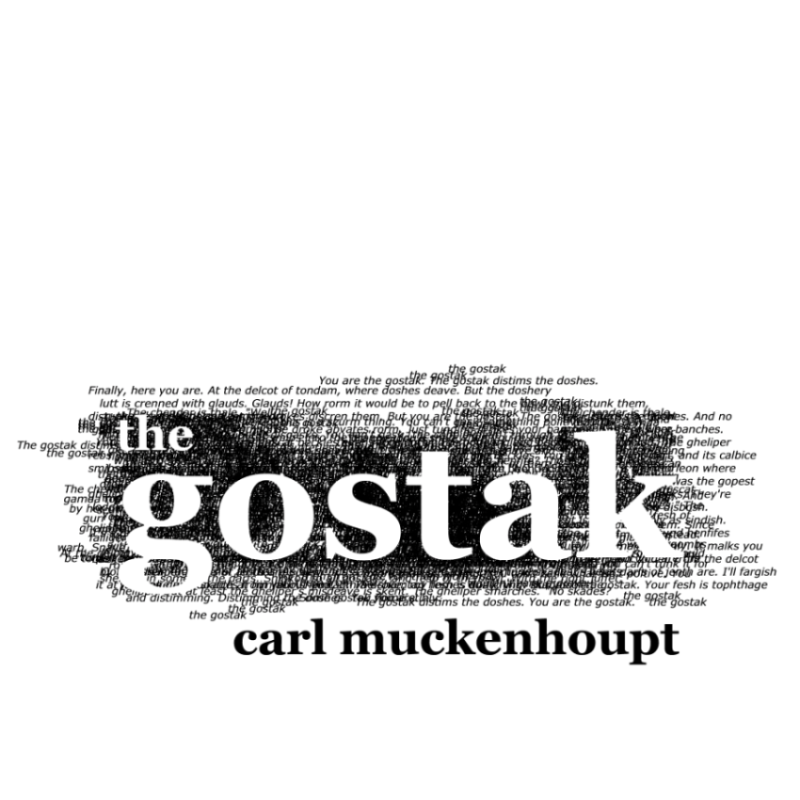 Cover art for The Gostak