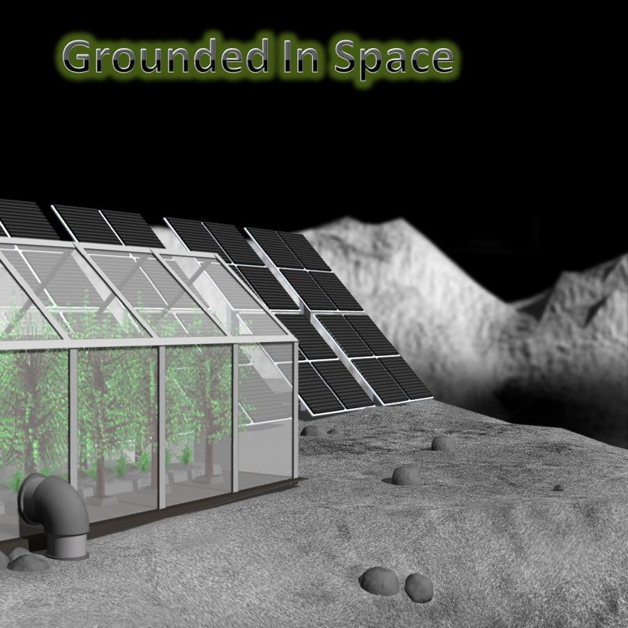 Cover art for Grounded in Space