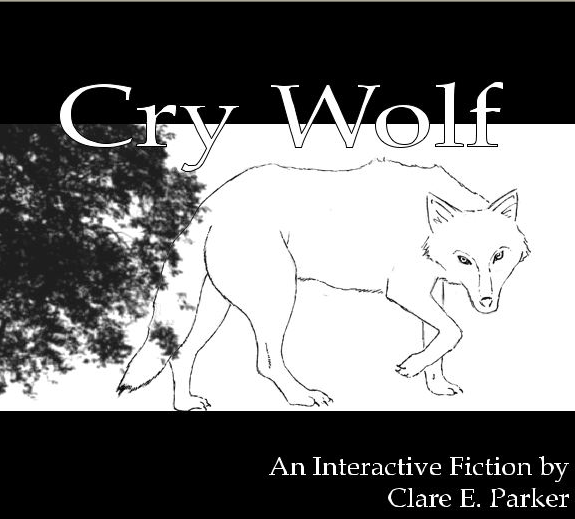 Cover art for Cry Wolf