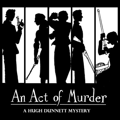 Cover art for An Act of Murder