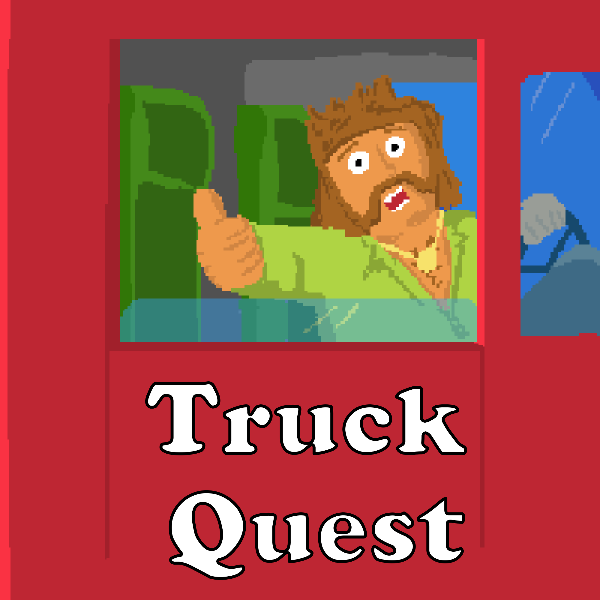 Cover art for Truck Quest