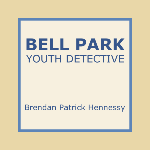 Cover art for Bell Park, Youth Detective