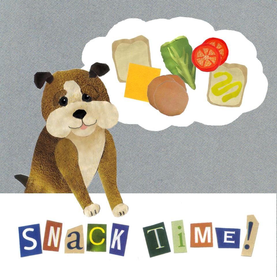 Cover art for Snack Time!