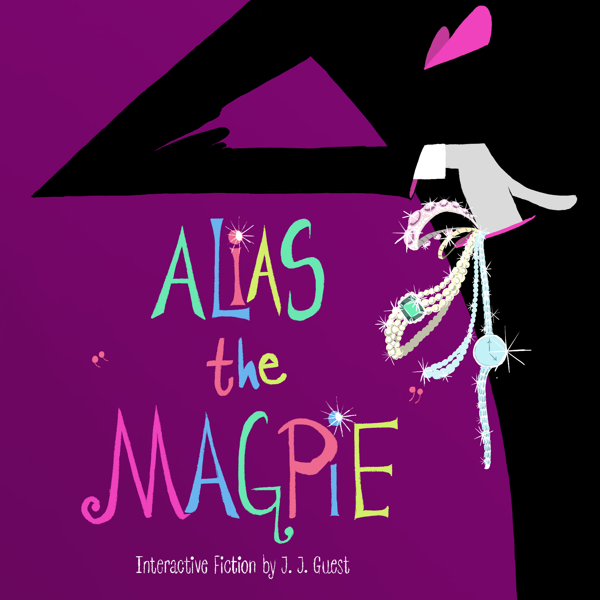 Cover art for Alias 'The Magpie'