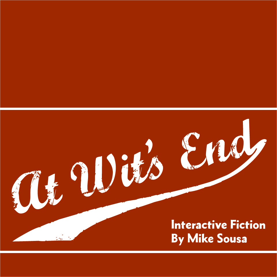 Cover art for At Wit's End