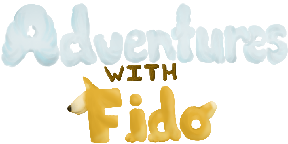 Cover art for Adventures with Fido