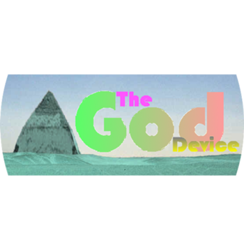 Cover art for The God Device