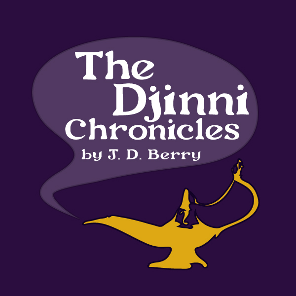 Cover art for The Djinni Chronicles