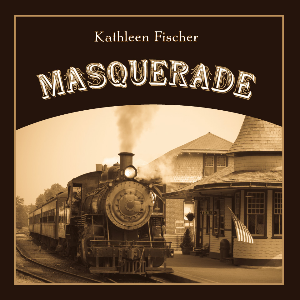 Cover art for Masquerade